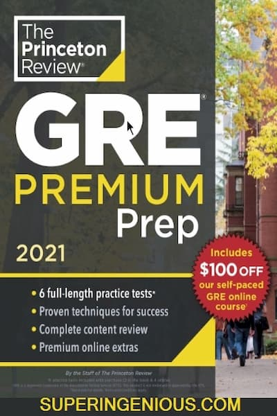 GRE Prep 2021