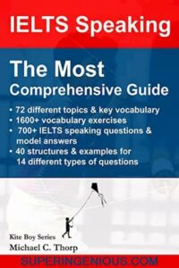 IELTS Speaking Most Comprehensive Guide