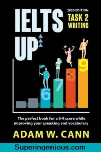 IELTS Up Task 2 Writing 2020