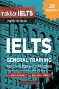 Makkar IELTS General Training Reading