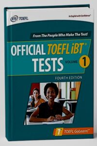 Official TOEFL iBT Tests Volume 1 Fourth