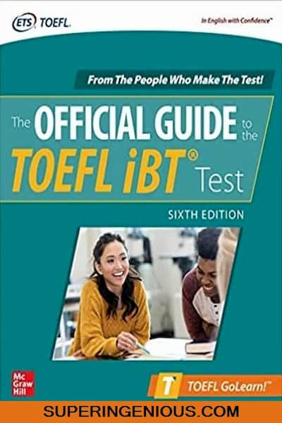 The Official Guide to the TOEFL Test 6th Edition