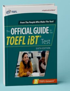 The Official Guide to the TOEFL 6th Edition