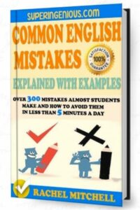 Common English Mistakes Explained With Examples