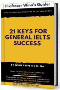 21 Keys for General IELTS Success