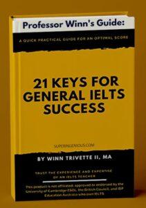 21 Keys for General IELTS Success