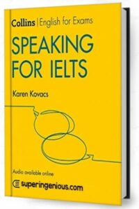 Collins Speaking For IELTS (PDF + Audio)