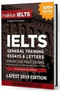 Makkar IELTS General Training Essays And Letters pdf 2019