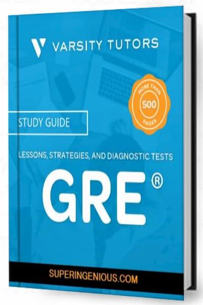 Varsity Tutors GRE Study Guide