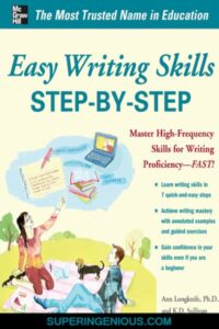 Easy Writing Skill Step-By-Step