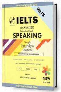 IELTS Maximiser Speaking ( PDF + Audio )