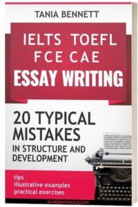 IELTS TOEFL Essay Writing