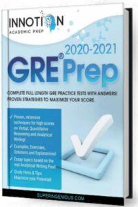 Innotion GRE Prep 2020-2021