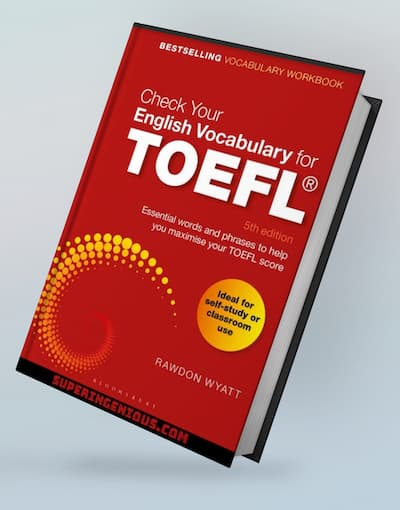 Check Your English Vocabulary for TOEFL 5th Ed