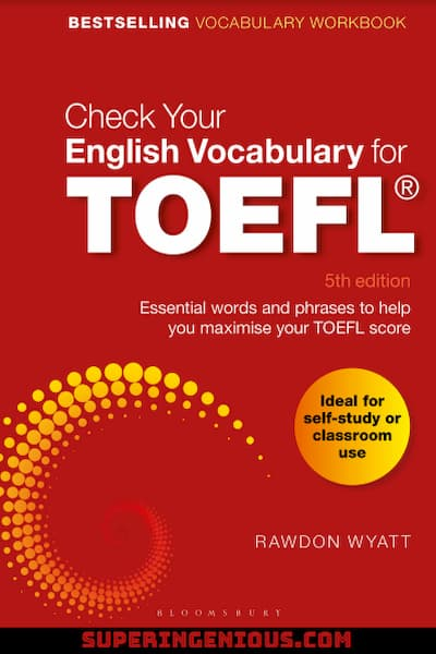 Download Check Your English Vocabulary for TOEFL 5th Ed PDF