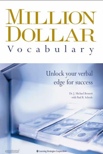 Million Dollar Vocabulary Playbook
