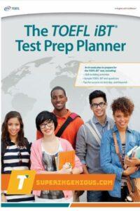 The TOEFL iBT Test Prep Planner