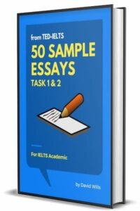 50 IELTS Samples Essays Task 1 And 2