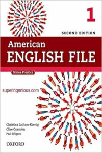 Download American English File Level 1