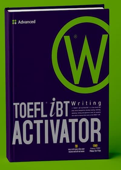 TOEFL iBT Writing Activator-Advanced (1)