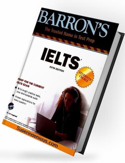 Barrons IELTS 5th Edition