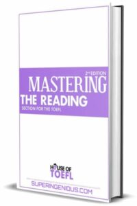 Mastering The TOEFL Reading Section