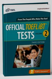 Official TOEFL iBT Tests Volume 2 Fourth Edition