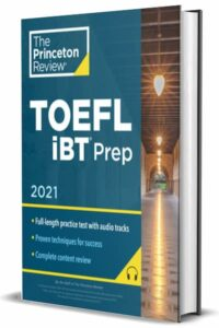 Princeton Review TOEFL iBT Prep 2021