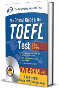 The Official Guide to the TOEFL 5th Edition