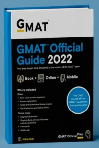GMAT Official Guide 2022