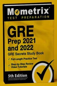 Mometrix GRE Prep 2022
