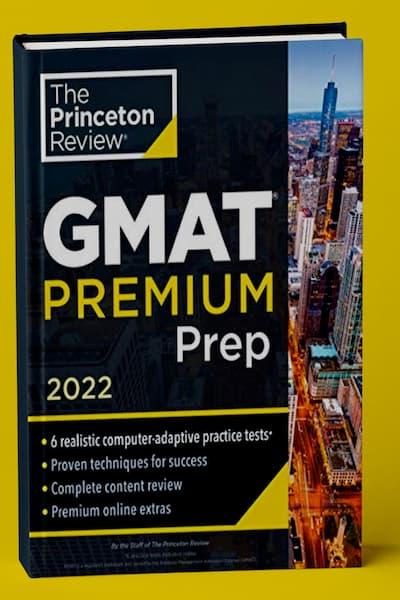 Princeton Review GMAT Premium Prep 2022