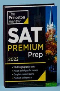 Princeton Review SAT Premium Prep 2022
